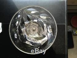 Huge Beautiful ABP Brilliant Period Cut Glass Vase Signed J. Hoare 16