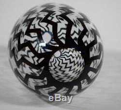 Orrefors Graal Cut Glass Vase